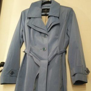 brand new london fog belted trench coat